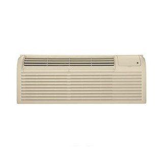 GE Zoneline AZ61H15DAD  PTAC Heat Pump Air Conditioner W/ Universal Backup Electric Heat  14, 700 BTU/HR Cooling  13, 500 BTU/HR Heat Pump Heating  208/230 Volt  ICR Condensate Removal   Heaters