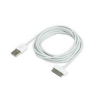 iXCC (tm) White 10ft (TEN FEET ) EXTRA LONG USB SYNC Cable Cord Charger For Apple iPod, iPhone, iPad, iPad 2 and the New iPad 3 Computers & Accessories