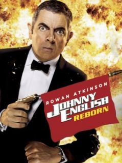 Johnny English Reborn: Rowan Atkinson, Gillian Anderson, Rosamund Pike, Daniel Kaluuya:  Instant Video