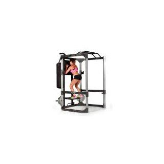 Cap Barbell Ultimate Power Cage with Performance Pack  Exercise Power Cages  Sports & Outdoors