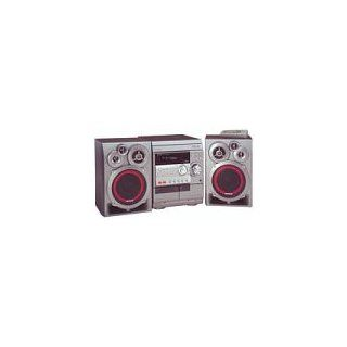 Aiwa 3 CD Shelf System (NSX D30) (Discontinued by Manufacturer): Electronics