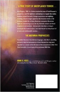 The Mothman Prophecies: John A. Keel: 9780765334985: Books