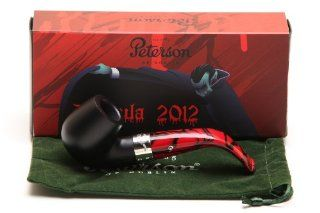 Peterson Dracula 221 Fishtail Tobacco Pipe: Everything Else