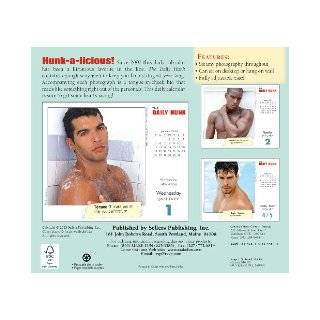 The Daily Hunk 2014 Boxed/Daily (calendar): Sellers Publishing: 9781416294511: Books