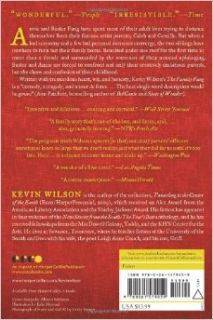 The Family Fang: A Novel: Kevin Wilson: 9780061579059: Books