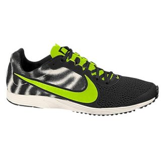 Nike Zoom Streak LT 2   Mens   Track & Field   Shoes   Black/Sail/Volt