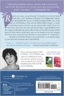 Kingdom of the Golden Dragon: Isabel Allende: 9780061825125: Books