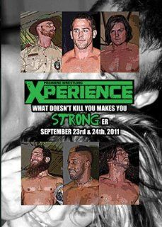 PWX Premiere Wrestling Xperience   STRONGer   DVD Set: Rhett Titus, Grizzly Redwood, The Man Scout Jake Manning: Movies & TV