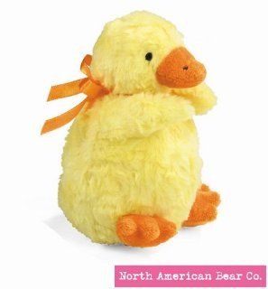 Baby Chime Duck by North American Bear Co. (8309 D): Toys & Games