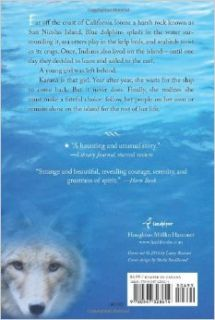 Island of the Blue Dolphins: Scott O'Dell: 9780547328614: Books