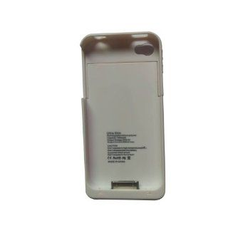 SUNDA External Battery Case for Iphone4 /4s Rechargeable Power Backup: Cell Phones & Accessories