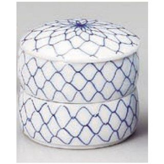 cruet kbu384 03 232 [3.75 x 3.55 inch] Japanese tabletop kitchen dish Cruet Desktop accessory net bunk Futamono ( in ) [9.5 x 9cm] inn restaurant Japanese restaurant business kbu384 03 232: Kitchen & Dining