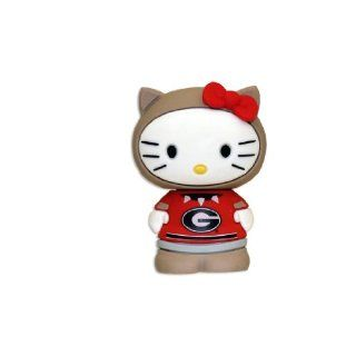 4GB USB Flash Drive   Hello Kitty + Georgia Bulldogs: Computers & Accessories