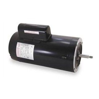 2 hp 3450/1725rpm 56J Frame 230 Volts 2 Speed Swimming Pool Pump Motor   AO Smith Electric Motor #: Patio, Lawn & Garden