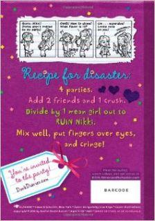 Dork Diaries: Tales from a Not So Popular Party Girl: Rachel Ren�e Russell: 9781416980087: Books