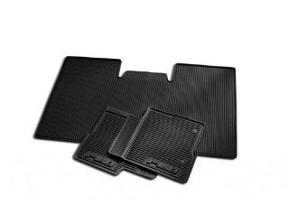Ford F 150 Fits: 2009  2010 OEM Super Crew Vinyl Floor Mats: Automotive