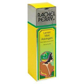 Rachel Perry Astringent, Lemon Mint with Alpha Hydroxy Acids, 8 fl oz (236 ml) : Facial Astringents : Beauty