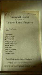 A Burial Bundle from Coahuila, Mexico (One of the Collected Papers in Honor of Lyndon Lane Hargrave): Walter W. Taylor: Books