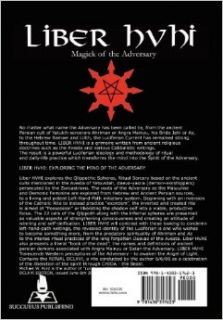 LIBER HVHI   Magick of the Adversary 666 Edition: Michael W. Ford: 9781430317623: Books
