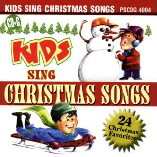Kids Sing Christmas Songs (2 CD Set): Music