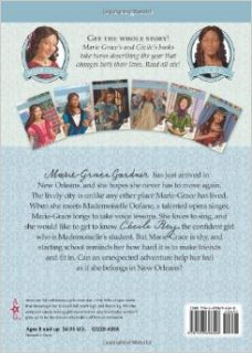 Meet Marie Grace (American Girl) (American Girls Collection): Sarah M Buckey, Christine Kornacki: 9781593696528: Books