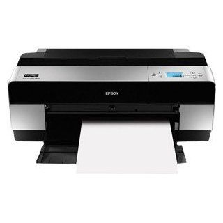 "Epson Stylus Pro 3880 Inkjet Large Format Printer Color   17""   247.8 Second Color   2880 x 1440   dpiUSB   Desktop   PC, Mac: Electronics"