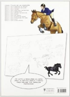 Dibujo y pinto caballos (Dibujo Y Pinto / Draw and Paint) (Spanish Edition): Thierry Beaudenon: 9788425519451: Books