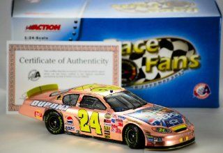2005   Action   Stock Car   Jeff Gordon #24   Pepsi / Star Wars III   Talladega Raced Version   Chevy Monte Carlo   Rare Brushed Copper   1 of 288   1:24 Scale   Die Cast   Retired   New: Toys & Games