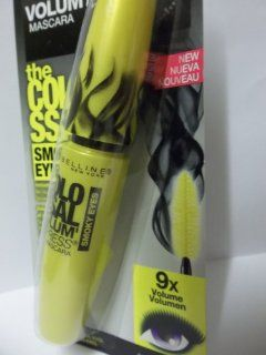 Maybelline Volum `Express The Colossal Smoky Eyes Mascara,245 Scorching brown: Beauty