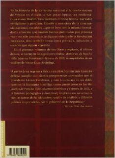 Obras Completas III: Memorias de Pancho Villa, Muertes Historicas, Febrero de 1913 (Letras Mexicanas (Numbered)) (Spanish Edition): Martin Luis Guzman: 9786071604521: Books