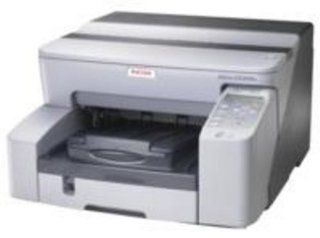 Ricoh Aficio GX3050N   Printer   color   duplex   ink jet   Legal, A4   3600 dpi x 1200 dpi   up to 29 ppm (mono) / up to 29 ppm (color)   capacity: 250 sheets   USB, 10/100Base TX: Electronics