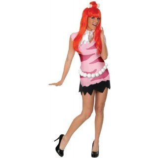 Women's Sexy The Flintstones Pebbles Costume L: Home & Kitchen