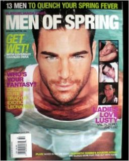 Playgirl March 2006 (Special Edition # 54 Men Of Spring, 3): Playgirl Magazine: Books