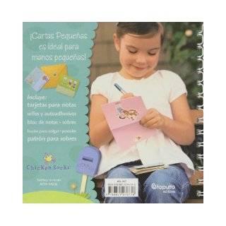 Cartas pequenas/ Little Letters (Chicken Socks) (Spanish Edition) Klutz 9789871078776 Books