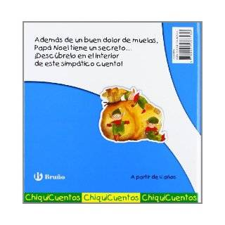 El secreto de Papa Noel / The secret of Santa Claus (Chiquicuentos) (Spanish Edition): Alfredo Gomez Cerda, Carmen Garcia Iglesias: 9788421687536: Books