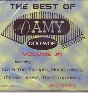 Best of Amy Doo Wop Vol. 1 Music
