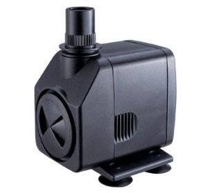 Jebao PP399 Submersible, Hydroponics, Aquaponics, Fountain Pump 264GPH, 18W: Patio, Lawn & Garden