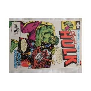 "Incredible Hulk #271 ""1st Appearance Rocket Raccoon, Wal Rus, Killer Clowns & Lylla "" MANTLO Books"