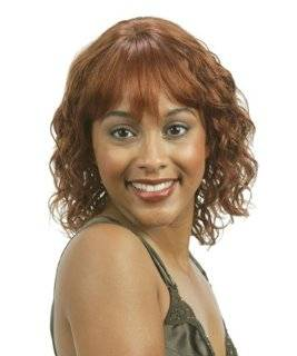 H. DENA, MotownTress 100% Human Hair Wig, Color 1BN273 Health & Personal Care