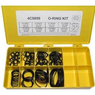 Caterpillar O Ring Kit 4C5859 (270 1539)   Made in USA O Ring Seals Industrial & Scientific