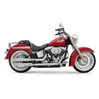Bassani 1S27F 3 Firepower Slash Cut Slip On Mufflers For Harley Davidson Softail Deluxe Models Automotive