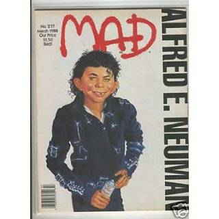 Mad Magazine  Alfred E. Neuman (no. 277    Bad!): Mad Magazine: Books