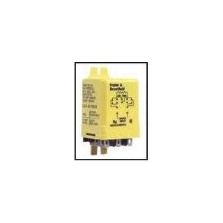 TE CONNECTIVITY / POTTER & BRUMFIELD   CLF 42 70010   TIME DELAY RELAY, DPDT, 10SEC, 120VAC: Industrial & Scientific