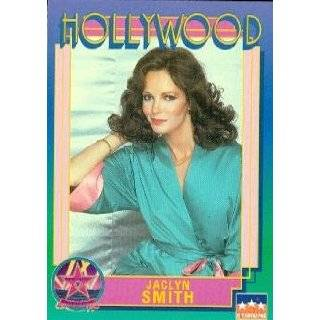 Jaclyn Smith trading Card (Actress) 1991 Starline Hollywood Walk of Fame #182 Collectibles & Fine Art