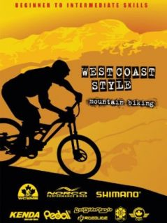 West Coast Style   Mountain Biking DVD: Ryan Leech, Joan Jones, Elladee Brown, Michael Maguire:  Instant Video