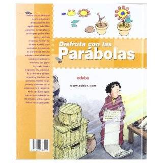 Disfruta con las parabolas (Spanish Edition): Berta Garcia, Merce Segarra, Jesus Ballaz: 9788423683222: Books