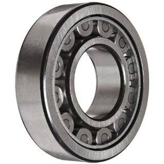 SKF Cylindrical Roller Bearing, Removable Inner Ring, Flanged, High Capacity, Steel Cage, Metric Industrial & Scientific