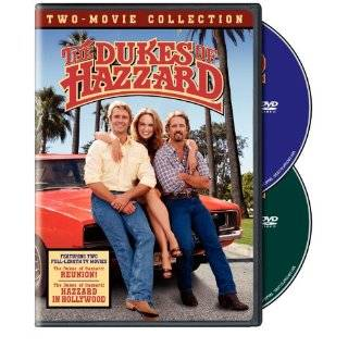 The Dukes of Hazzard Two Movie Collection (Reunion / Hazzard in Hollywood) Tom Wopat, John Schneider, Catherine Bach, Denver Pyle, James Best, Ben Jones, Sonny Shroyer, Rick Hurst, Don Williams, Gary Hudson, Cynthia Rothrock, Stella Stevens, Bradford May