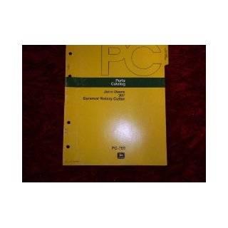 John Deere 307 Gyramor Rotary Cutter OEM Parts Manual: John Deere: Books