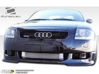 2000 2006 Audi TT Duraflex Type A Front Lip Under Spoiler Air Dam   1 Piece Automotive